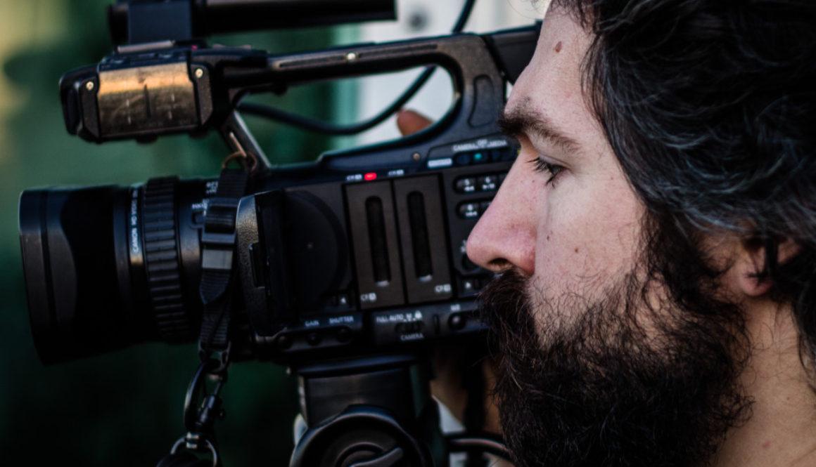 Profile pic filmmaker