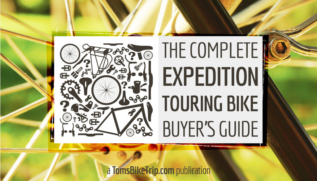 Expedition Touring Bike Buyers Guide 2015 Cover