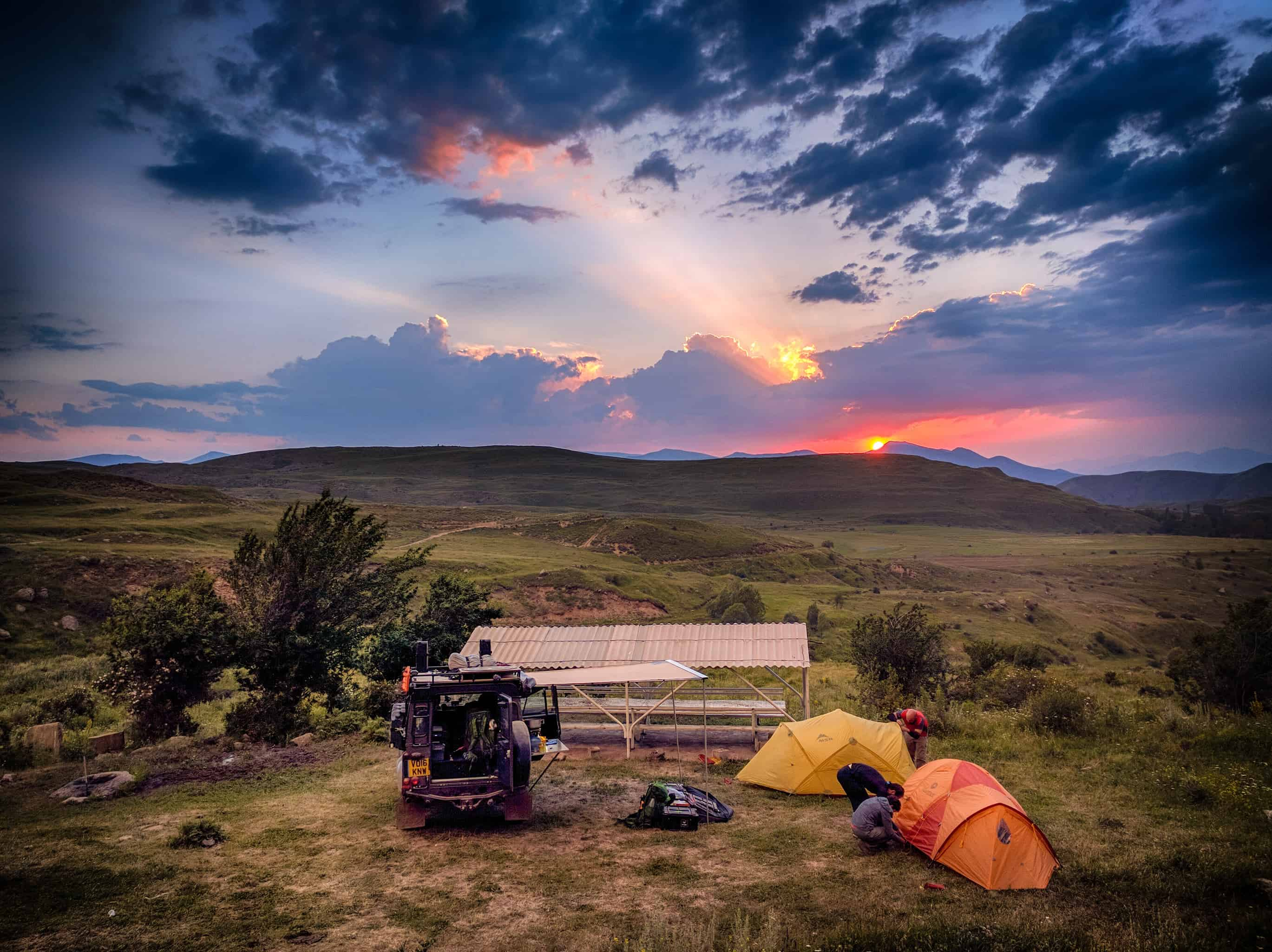 A Day In The Life Of A Trail Scout On The Transcaucasian Expedition